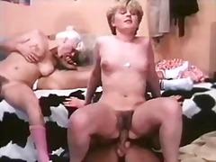 групов секс, ретро, яко ебане