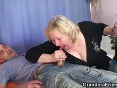 granny, große dicke frauen, anal, blowjob, dreier, reif