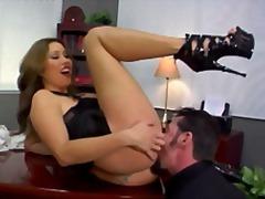 hardkor, oralni seks, fetiš, analni sex, kancelarija, štikle, ženska dominacija, bulja