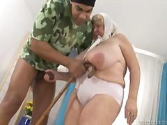 reif, blowjob, hardcore, granny