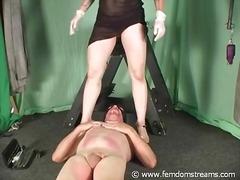 otroci, ženská dominancia, bolesť, paničky