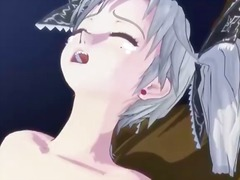 3d, anime, hentai