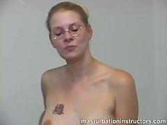 учител, голи, орално, мастурбация, блондинки