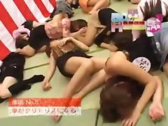 оргазъм, масов секс, японки, групов секс