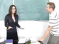 tetek mantap, muka, guru/cikgu, ibu seksi
