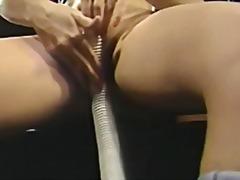 старо порно, космати, мастурбация, лесбийки