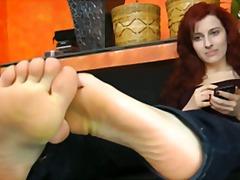 fetish, fetish picior, roscate