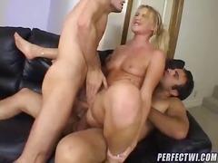 dvojitá penetrace, penetrace