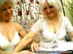lesbo, isoäiti, alaston, kulli, narttu, teini