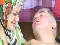 hardcore, granny, blowjob, handjob, oral, reif