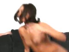 hardcore, brunette, pornostar, piccole, anale