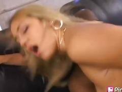 porno hardcore, rambut blonde, amatur, muka, remaja, bertindik