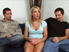 мъж-мъж-жена, блондинки, порно звезди, яки мацки, тройка
