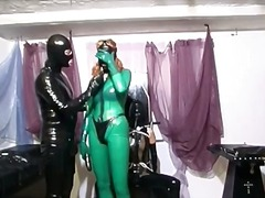 latex, fetish, lesbiske, bondage, bdsm