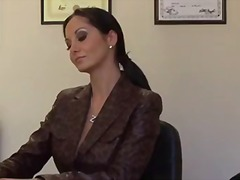 office, tits, nice, monster, billy, mature, secretary, natural, massive, brunette