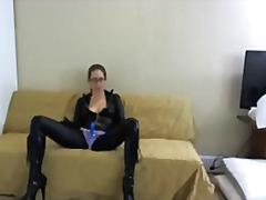 hjemmelavet porno, fetish, vibrator, håndsex, webcam, hardcore, briller