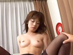 двойка, орално, азиатки, японки, вагина, близане, брюнетки