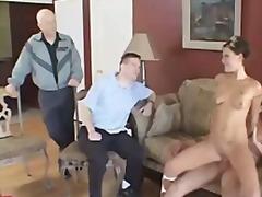 порно звезди, групов секс, яко ебане, свирки, съпруга