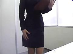 secretary, censored, japan
