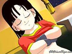 големи цици, японки, аниме, хентай, анимация