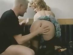 ретро, групов секс, старо порно, класика, анално