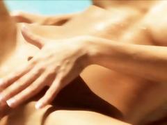 мастурбация, играчка, лесбийки, вагина, близане, целувка