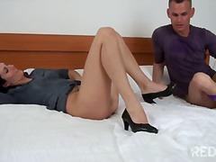 мастурбация, двойка, вагина, орално, фетиш с крака