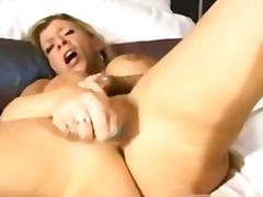 мастурбация, играчка, възрастни, блондинки, черни