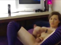 играчка, дилдо, мастурбация, домашно видео
