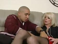 милф, голям бюст, блондинки, лелки, мама, чорапи