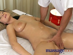 космати, възрастни, масаж