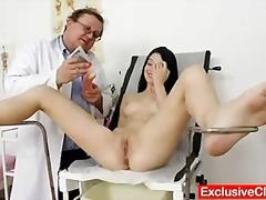 извратени, вагина, вътрешно, близък план, сливи