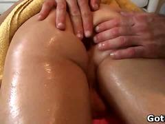 масаж, голямо парче, пръсти, чекия, дупета
