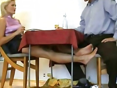 фетиш с крака, възрастни, кур