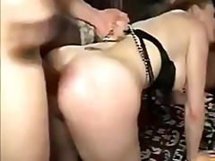 Audrey Hollander, frau frau mann, group, party, swinger, threesome, vierer, orgie, dreier, bangbang, öl