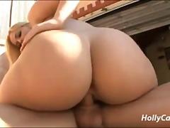 Алексис Тексас, голям гъз, трио, голям кур