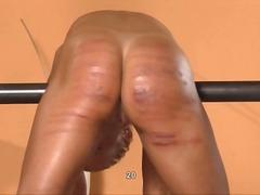 spanking, smerte