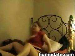 близане, двойка, яки мацки, домашно видео, червенокоси
