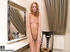 Cindy Hope, dildo, cindy hope, shaved