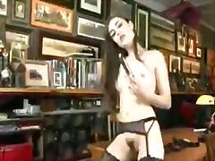 Саша Грей, мастурбация, слаби, играчка, брюнетки
