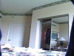 шпионски, блондинки, воайор, стриптиз, легло, поли, скрит