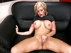 masturbationen, große brüste