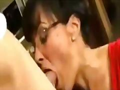 Lisa Ann, panter, italyan, porno yıldızı, büyük göğüsler, gözlük, anne, büyük göt, gecelik