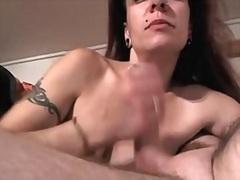 piercing, domácí videa, paničky