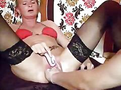 fetiš, starší ženy, vibrátory, blondýnky, zralý ženský, paničky, fisting, vagina, masturbace