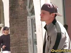 тийнейджъри, орално, сред природата, млади гейове