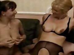 granny, orgie, reif