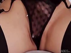 Тейлър Виксен, брюнетки, зърна, яки мацки, бельо, пръсти