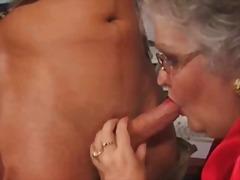 teini, isoäiti, kypsä, lihava, suuret naiset