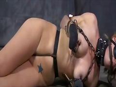 ekstrem sex, piger, ydmygelse, bondage, bdsm, dominering, slave, hård sex